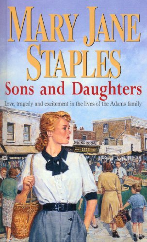9780552163804: Sons and Daughters (The Adams Family)