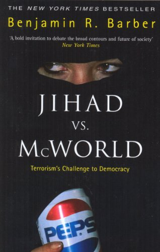 9780552163842: Jihad vs McWorld