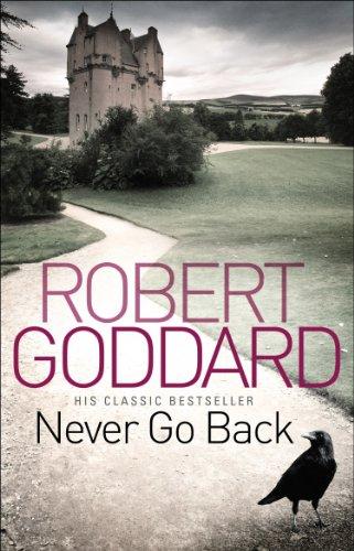 9780552164979: Never Go Back (Harry Barnett)