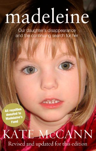 9780552165150: Madeleine: Our daughter's disappearance and the continuing search for her