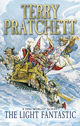 9780552166607: The Light Fantastic: Discworld Novel 2 (Discworld Novels)