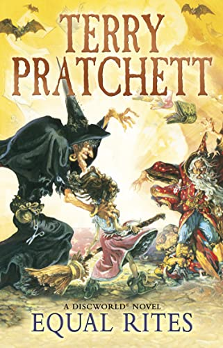 9780552166614: Equal Rites: (Discworld Novel 3)