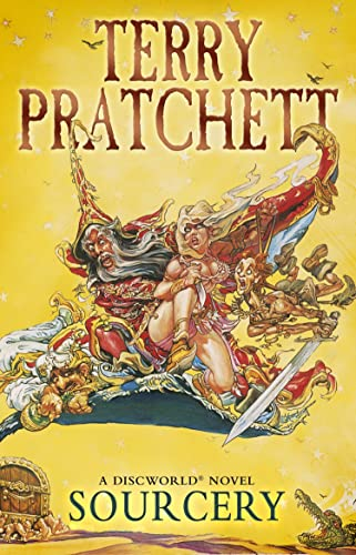 9780552166638: Sourcery: (Discworld Novel 5) (Discworld Novels)