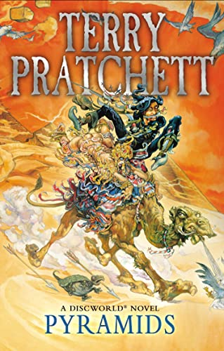9780552166652: Pyramids: (Discworld Novel 7) (Discworld Novels)