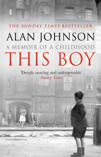 9780552167017: This Boy: A Memoir of a Childhood