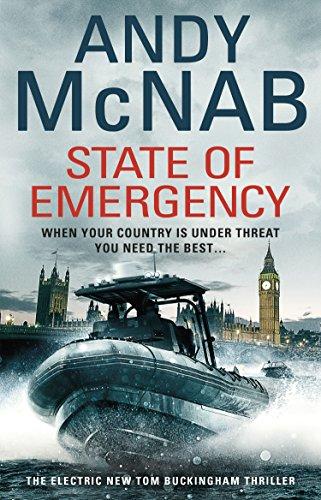 9780552167093: State Of Emergency: (Tom Buckingham Thriller 3)