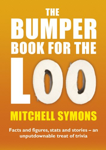 9780552167116: The Bumper Book For The Loo: Facts and figures, stats and stories - an unputdownable treat of trivia