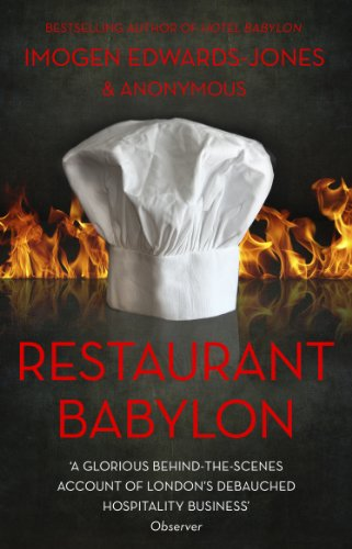 9780552167123: Restaurant Babylon