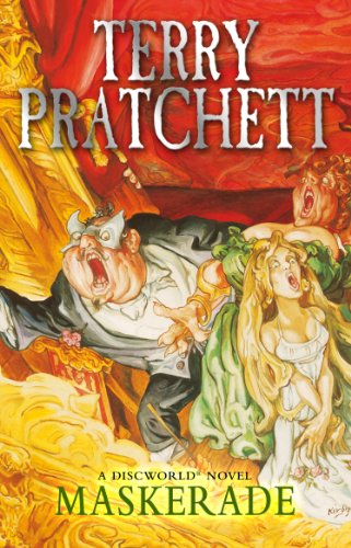 9780552167567: Maskerade: (Discworld Novel 18)