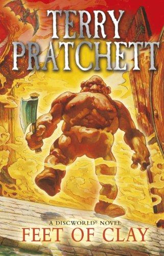 9780552167574: Feet Of Clay (Discworld Novels)