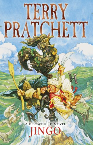 9780552167598: Jingo: A Discworld Novel (Discworld Novels)