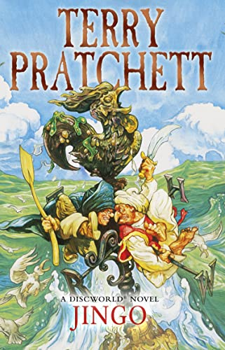 9780552167598: Jingo: (Discworld Novel 21) (Discworld Novels)