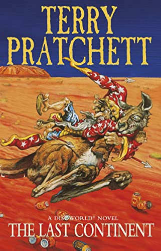 9780552167604: The Last Continent: (Discworld Novel 22) (Discworld Novels)