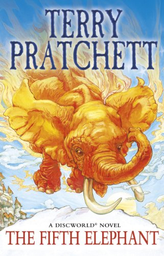 9780552167628: The Fifth Elephant: Discworld Novel 24