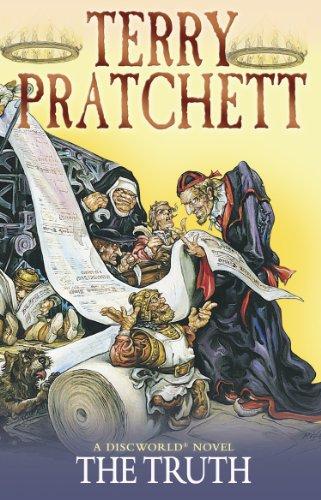 9780552167635: The Truth: (Discworld Novel 25)