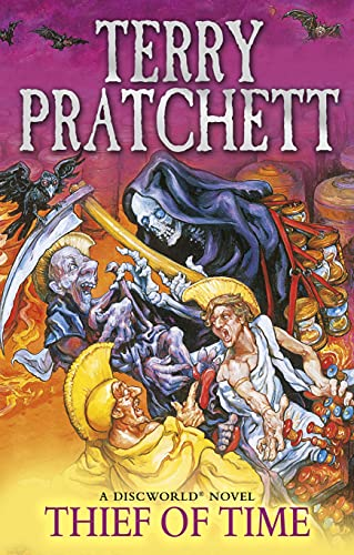 9780552167642: Thief Of Time: (Discworld Novel 26)