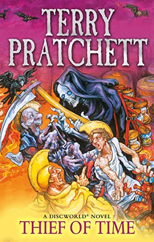 9780552167642: Thief Of Time: (Discworld Novel 26) (Discworld Novels)