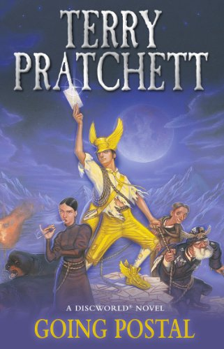 9780552167680: Going Postal: Discworld Novel 33 (Discworld Novels)