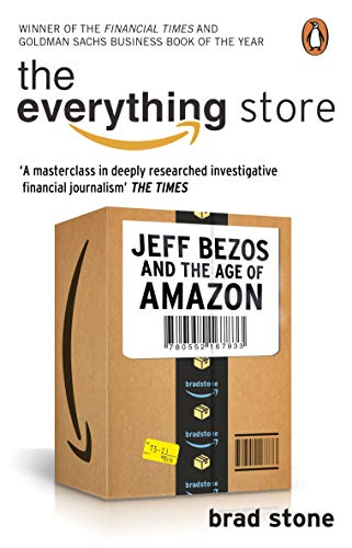 9780552167833: The Everything Store: Jeff Bezos and the Age of Amazon