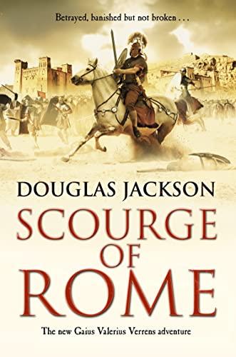 9780552167956: Scourge Of Rome (Gaius Valerius Verrens)