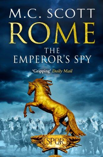 9780552168007: Rome: The Emperor's Spy