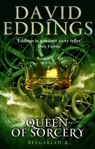 9780552168342: Queen of Sorcery: Book Two of the Belgariad