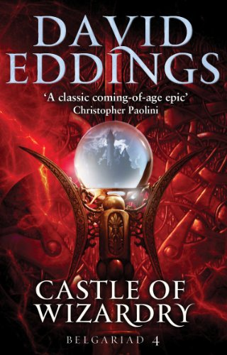 9780552168366: Castle of Wizardry (The Belgariad)