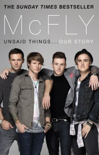 9780552168540: McFly - Unsaid Things...Our Story