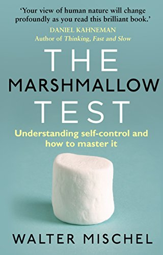 9780552168861: The Marshmallow Test: Understanding Self-control and How To Master It