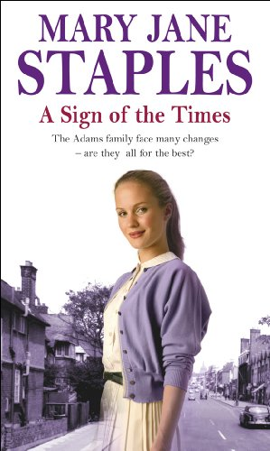 9780552169288: A Sign Of The Times: An Adams Family Saga Novel (The Adams Family)