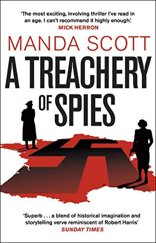9780552169516: A Treachery of Spies: The Sunday Times Thriller of the Month