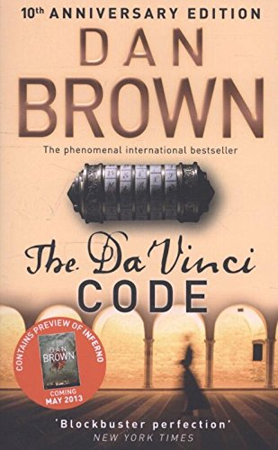 9780552169929: The Da Vinci Code 10th Anniversary Edition