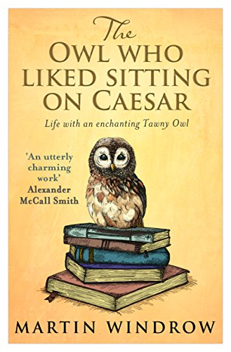 9780552170048: The Owl Who Liked Sitting on Caesar