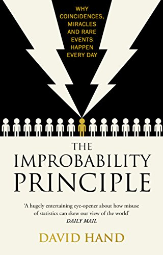 9780552170192: The Improbability Principle: Why Coincidences, Miracles and Rare Events Happen All the Time