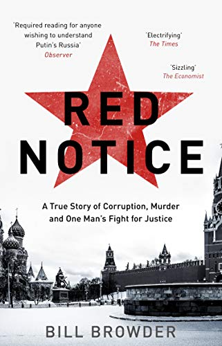 9780552170321: Red Notice: How I Became Putin's No. 1 Enemy