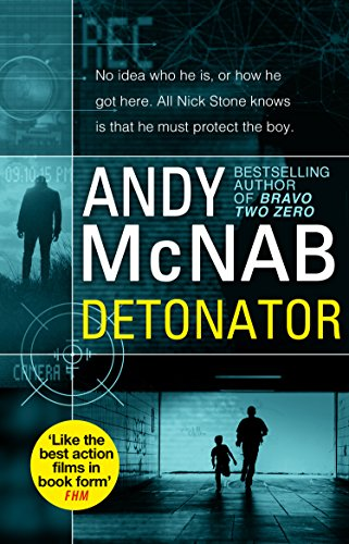 9780552170932: Detonator: (Nick Stone Thriller 17)