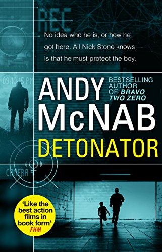 9780552170932: Detonator