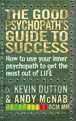 9780552171069: The Good Psychopath's Guide to Success