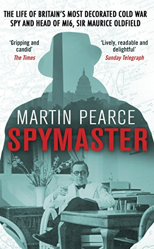 9780552171625: Spymaster: The Life of Britain's Most Decorated Cold War Spy and Head of MI6, Sir Maurice Oldfield