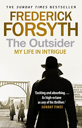 9780552171700: The Outsider: My Life in Intrigue