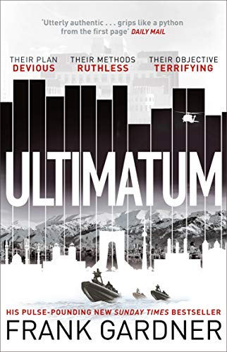 9780552176309: Ultimatum: The explosive thriller from the No. 1 bestseller