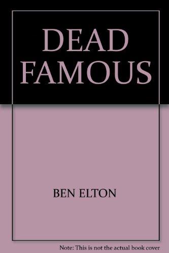 9780552211390: DEAD FAMOUS