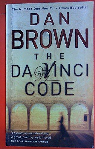 9780552212144: DA Vinci Code_ the