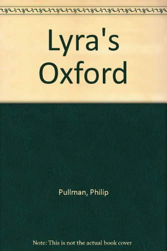 9780552212151: Lyra'S Oxford