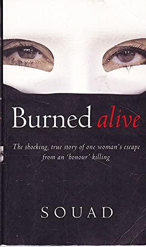 9780552213264: Burned Alive