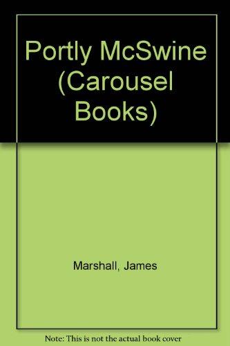 9780552521505: Portly McSwine (Carousel Books)