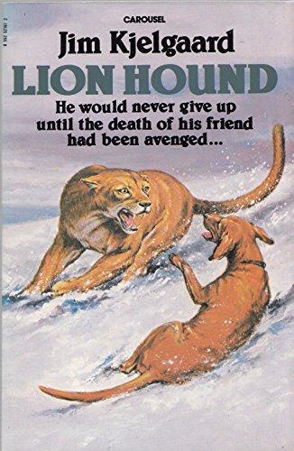 Lion Hound (Carousel Books): Kjelgaard, Jim
