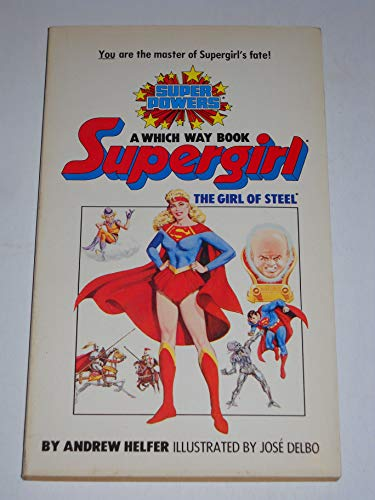 9780552522588: Supergirl: The Girl of Steel (Carousel Books)