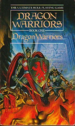 DRAGON WARRIORS: DRAGON WARRIORS NO. 1 (DRAGON WARRIORS) (0552522872) by DAVE MORRIS