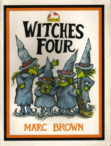9780552523059: Witches Four (Picture Corgi)